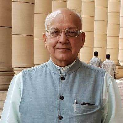 Bhagirath Prasad (Ex-IAS), (BJP), Bhind, Madhya Pradesh