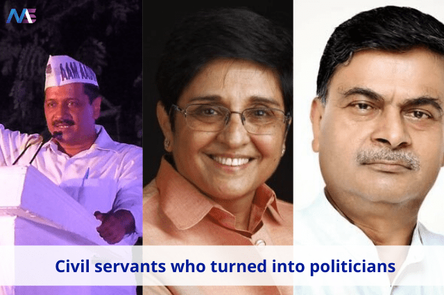 Civil servants who turned into politicians