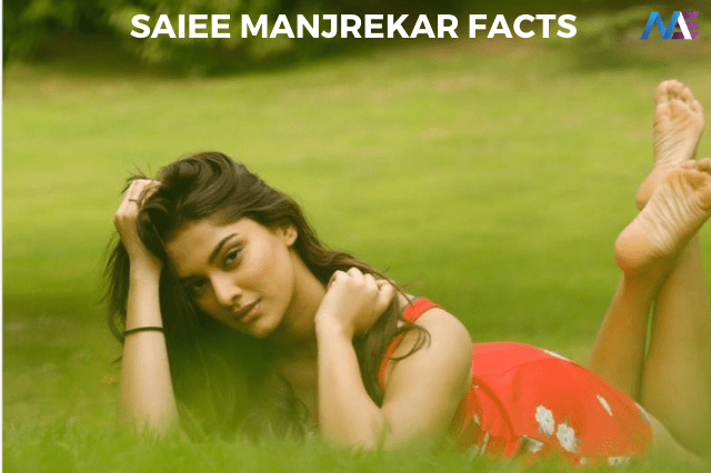 SAIEE MANJREKAR FACTS