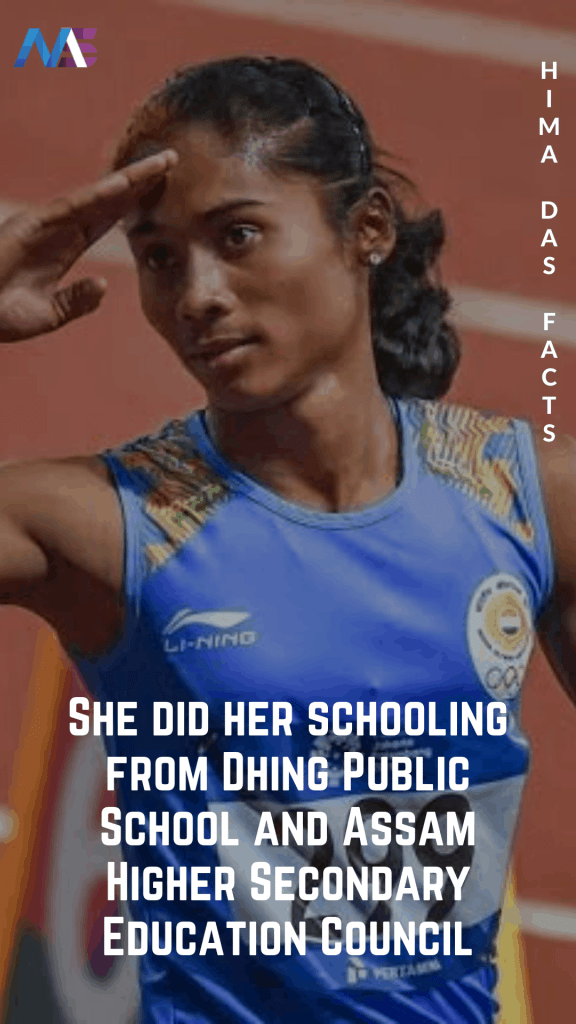 Facts about Hima Das