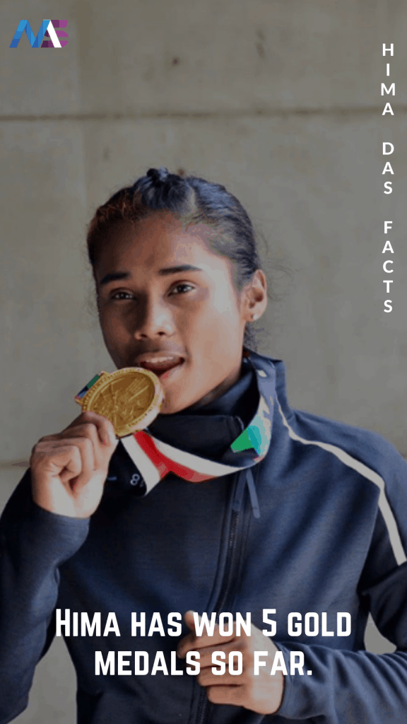 Hima das Facts