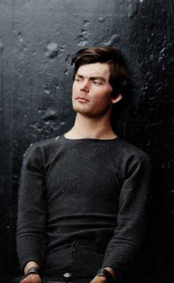 Abraham Lincoln Conspiracy Member Lewis Powell