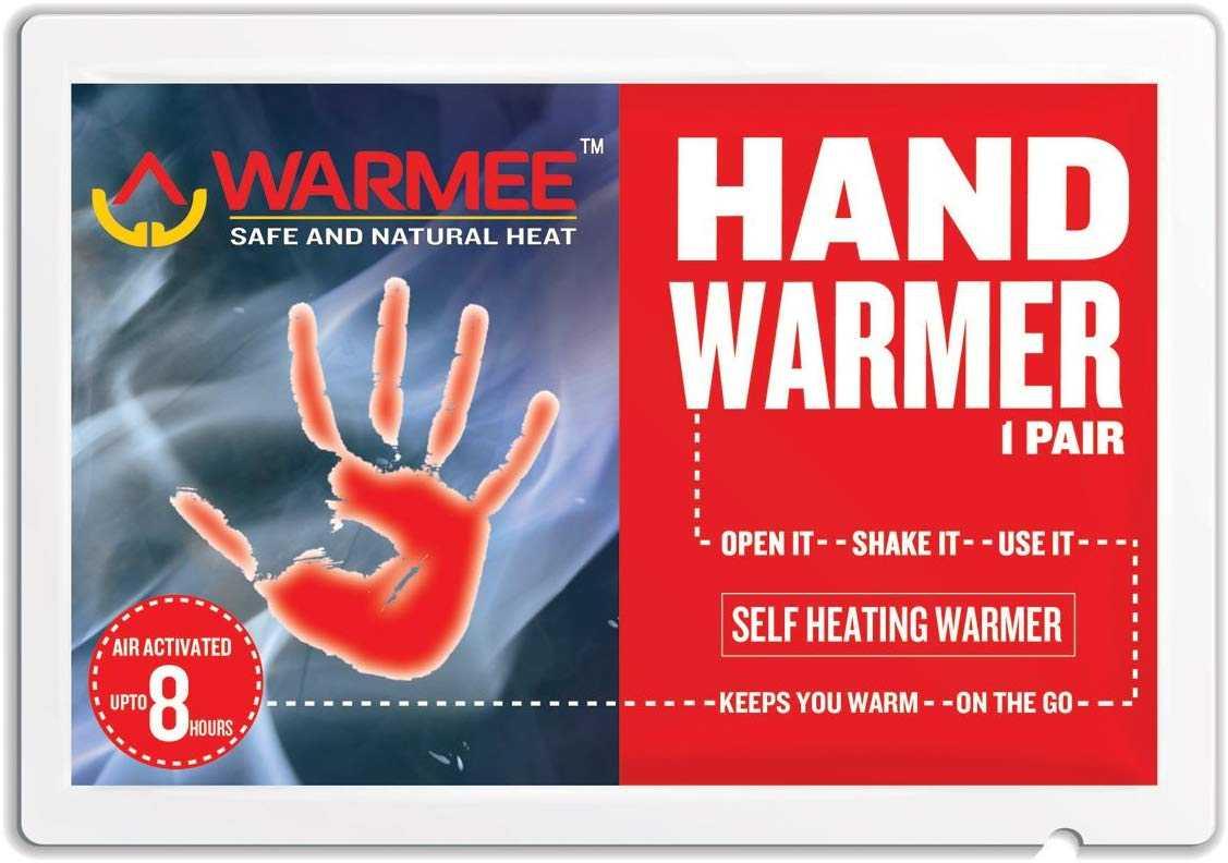 hand warmer heat pouch