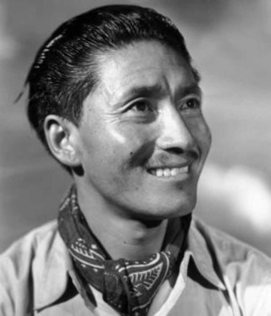 Sherpa Tenzing Norgay