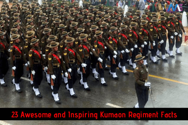 23 Awesome and Inspiring Kumaon Regiment Facts