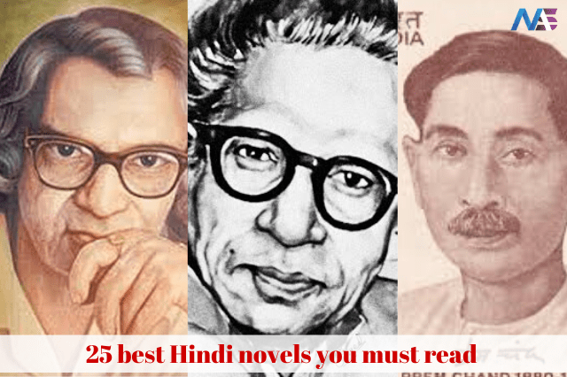 25 Best Classic Hindi Novels You Must Read
