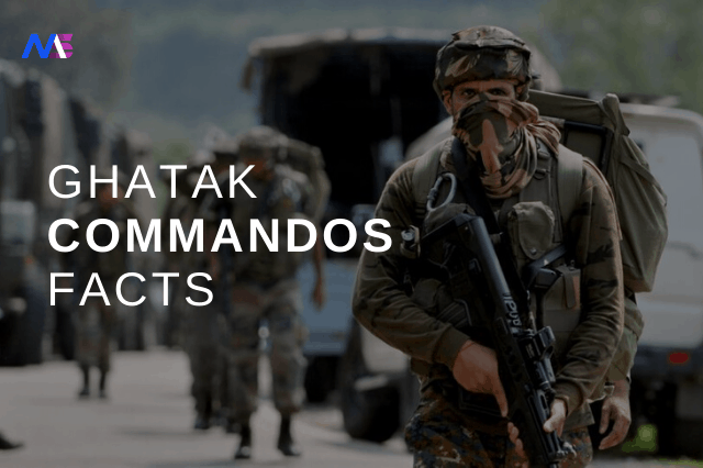 Ghatak Commandos Facts