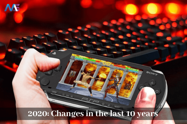2020: Changes in the last 10 years