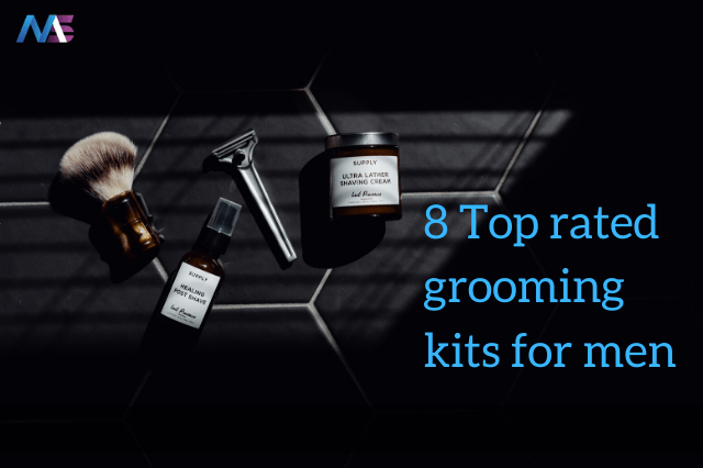 8 Top rated grooming kits for men on amazon