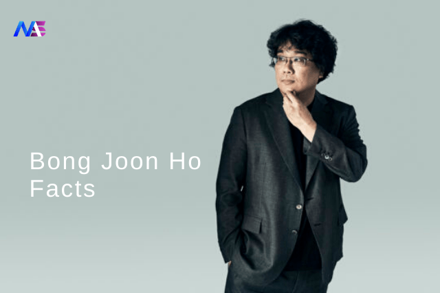 Bong Joon Ho Facts