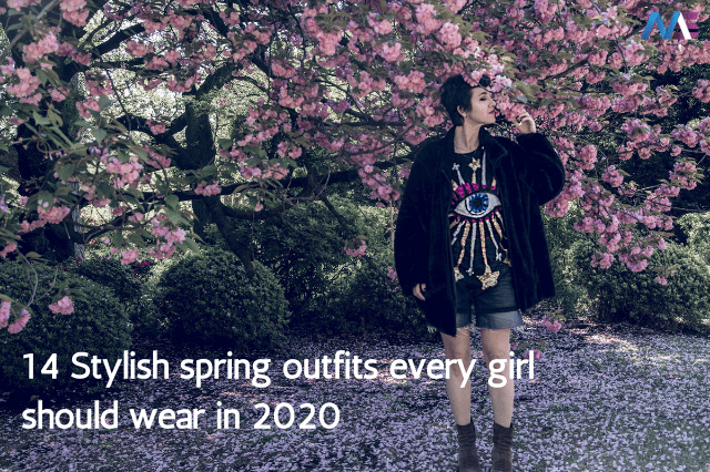 14 Stylish spring outfits every girl should wear in 2020 [ India ]