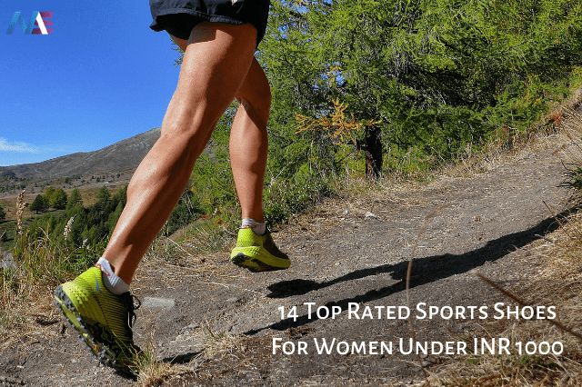 14 Top Rated Sports Shoes For Women Under INR 1000