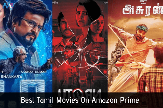 34 Best Tamil Movies On Amazon Prime Video During Quarantine