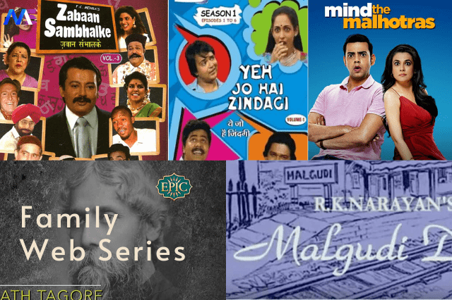 Best Indian Web Series To Watch with Family