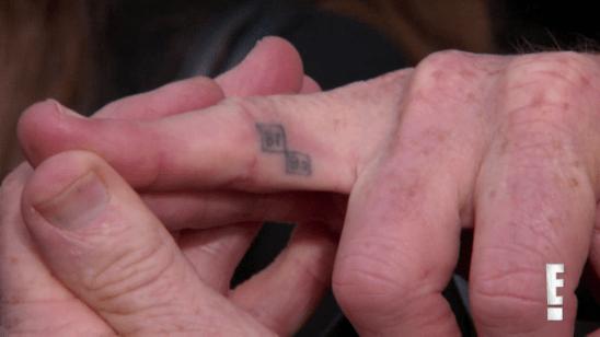 Brayn Cranston Braking Bad Tattoo