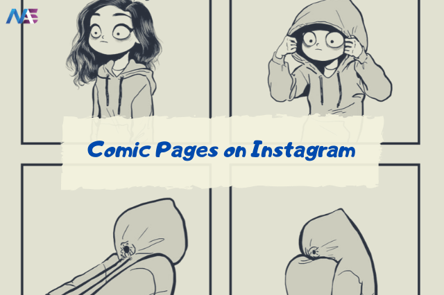 Comic Pages on Instagram