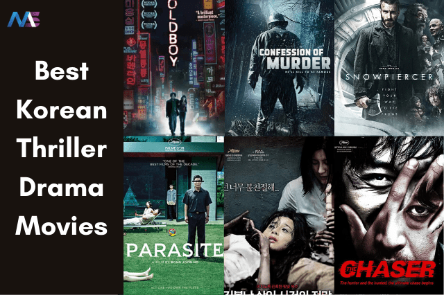 Best Korean Thriller Drama Movies