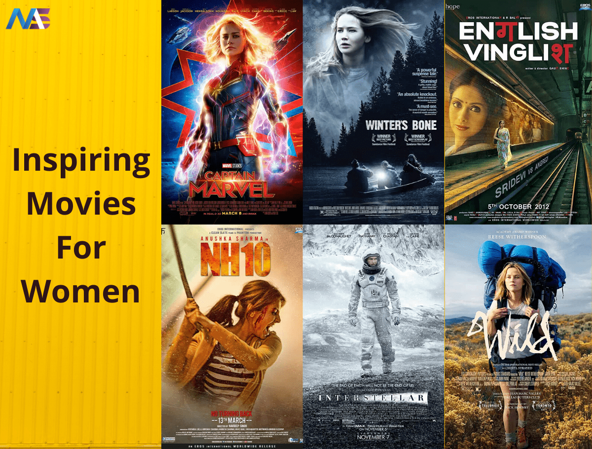 Inspiring Movies For Women