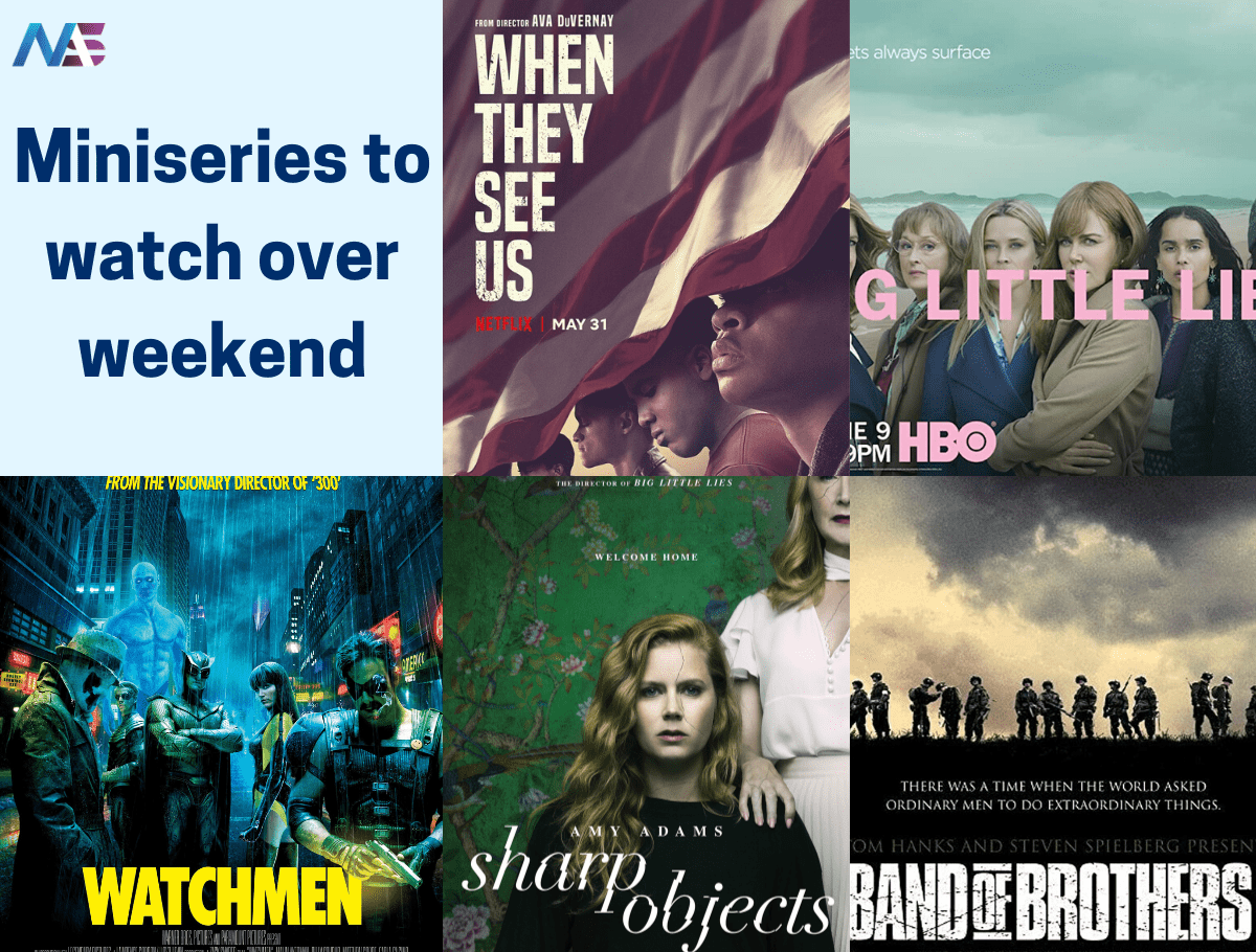 Miniseries to watch on weekend