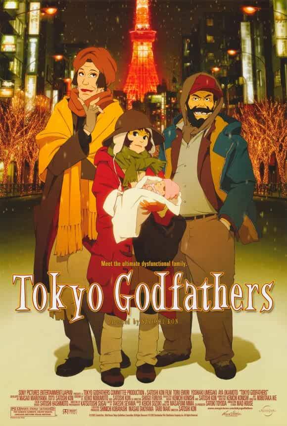 tokyo godfather