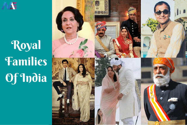 royal families of india