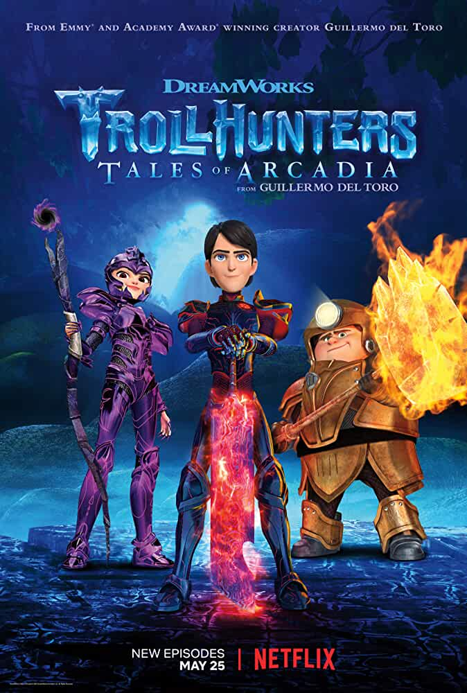 trollhunters Hindi dubbed