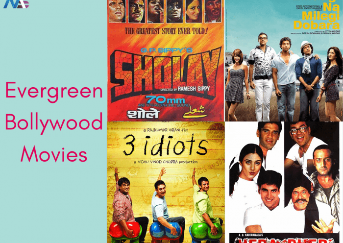 evergreen bollywood movies
