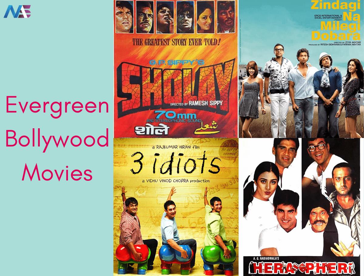 evergreen bollywood movies