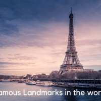 15 Most Famous Landmarks In The World That You Must See Before You Die