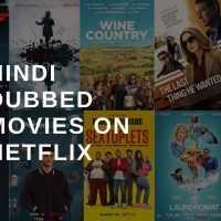 57 Must Watch Hindi Dubbed Movies on Netflix