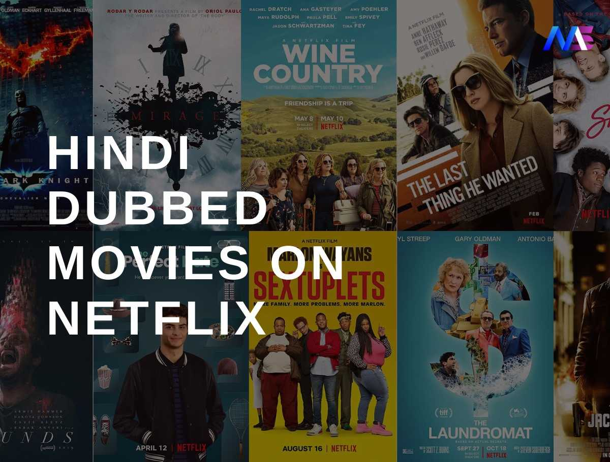 Hindi Dubbed Movies on Netflix
