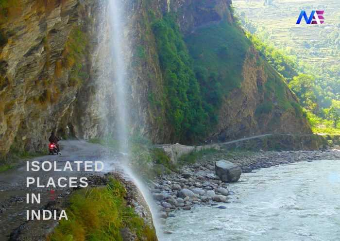 Isolated Places in India