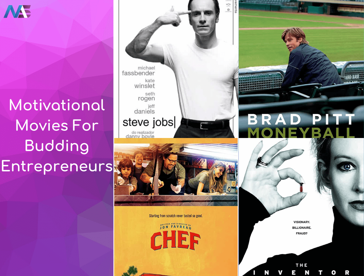 Motivational Movies For Budding Entrepreneurs