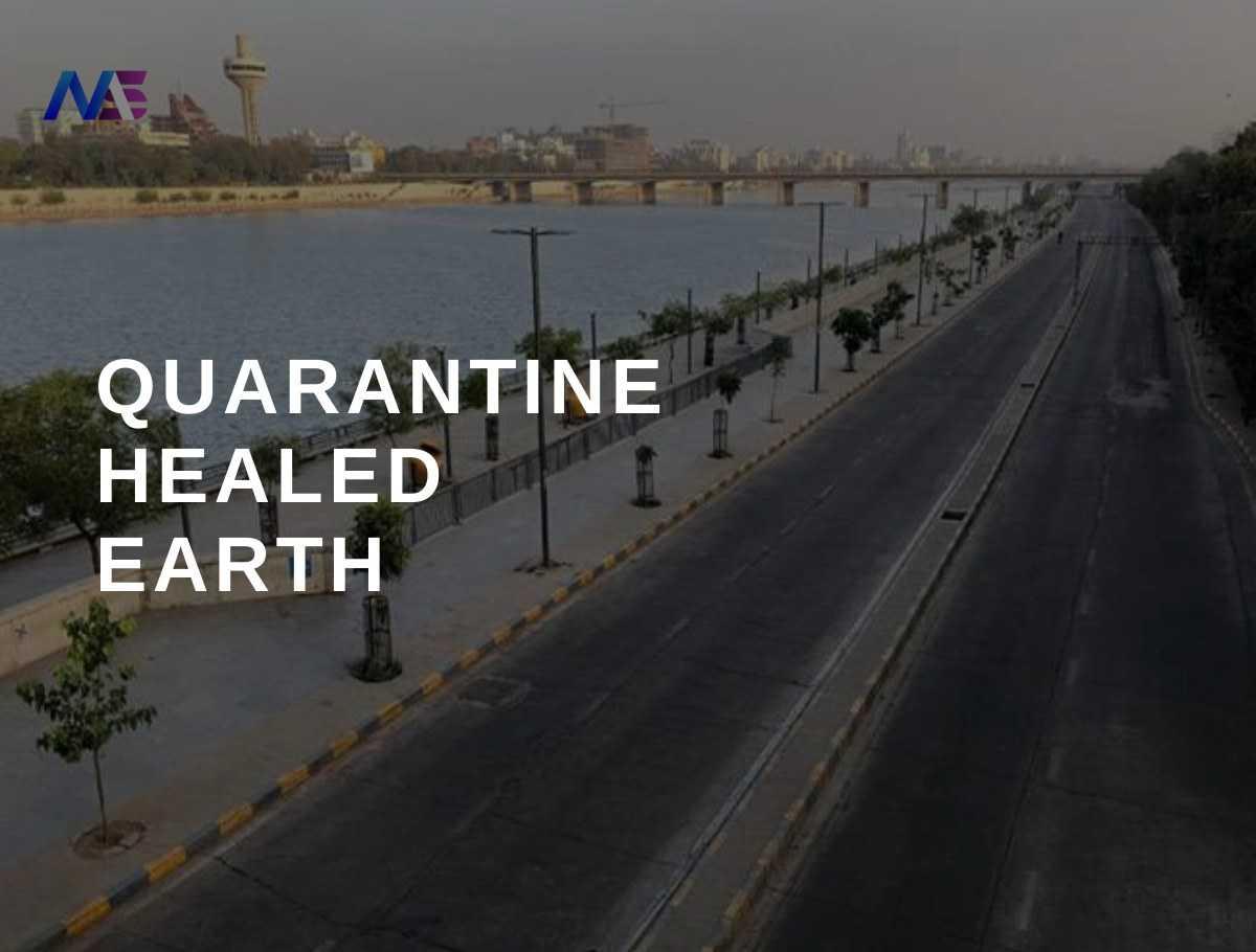 Quarantine Healed Earth