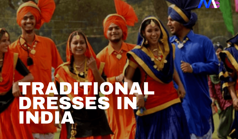 traditional dresses in India