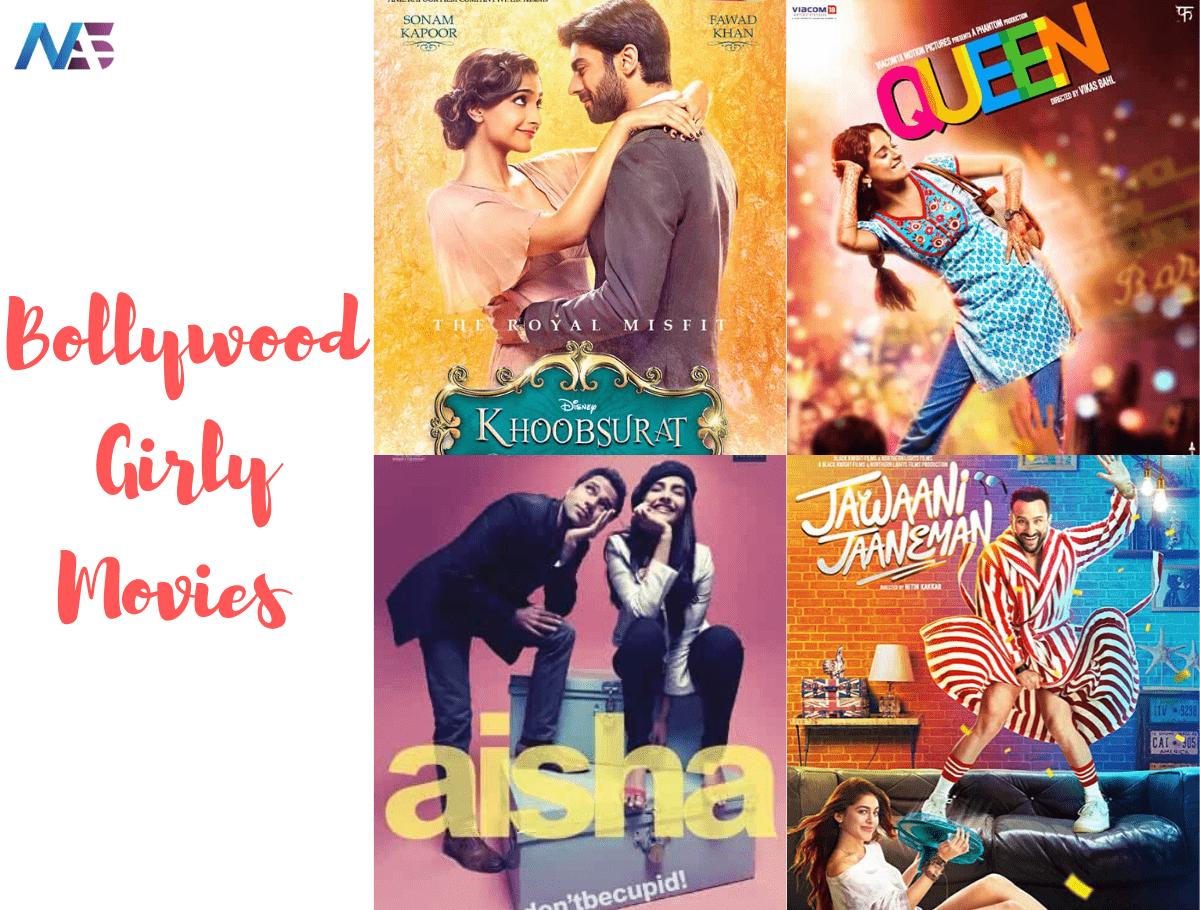 Bollywood Girly Movies