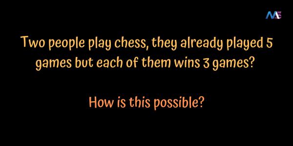 Tricky riddles