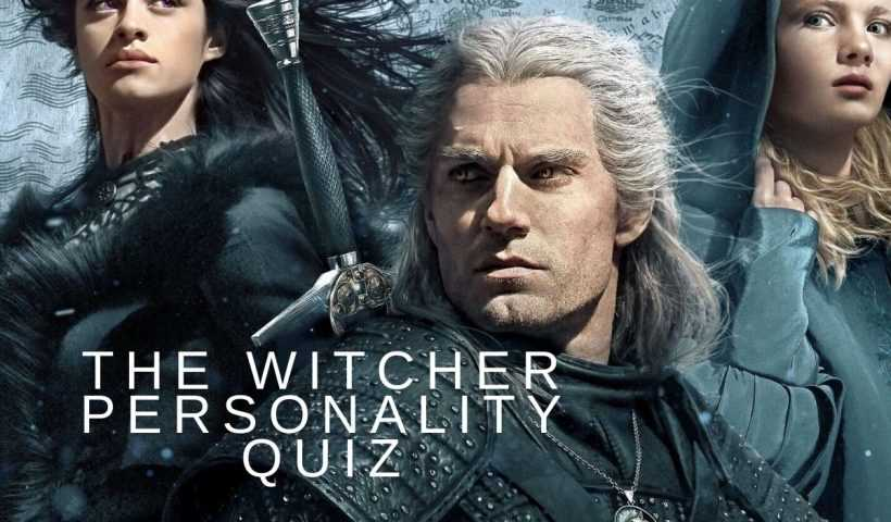 The witcher Personality Quiz