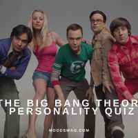 The Big Bang Theory Personality Quiz