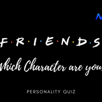 Which Friends Character Are You? [ Personality Quiz ]