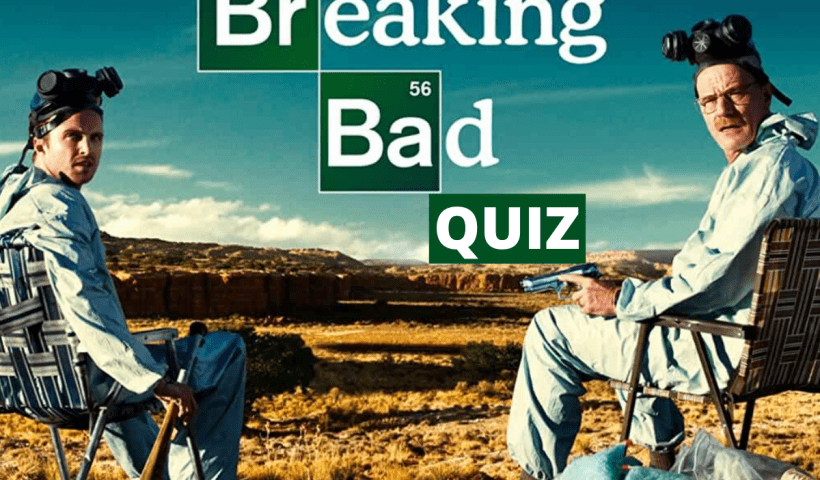 Breaking Bad Quiz