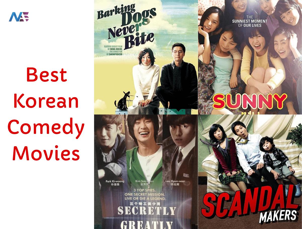 Best Korean Comedy Movies