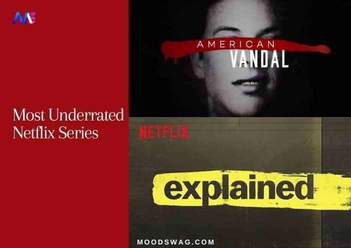 Most Underrated Netflix Series