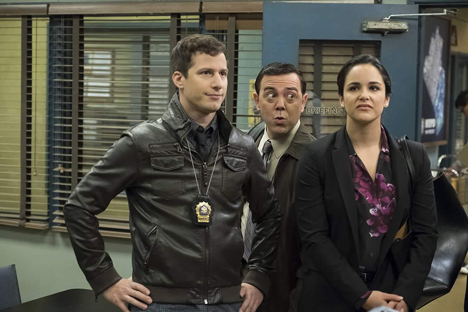 Brooklyn 99 quiz