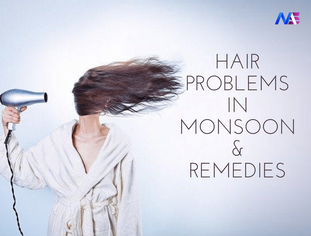 Hair problems in monsoon