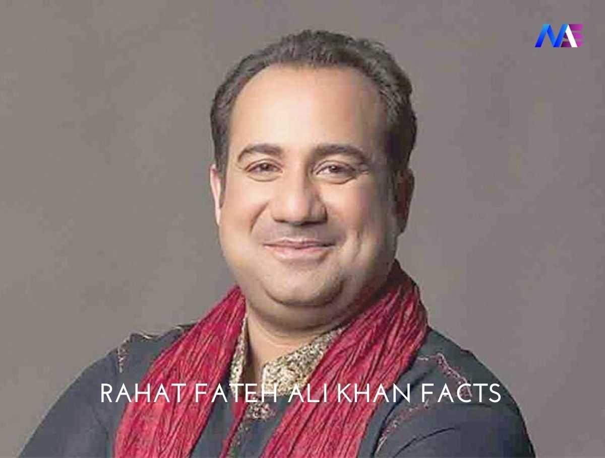 Rahat Fateh Ali Khan Facts