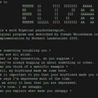 Eliza- The AI Before Siri and Alexa