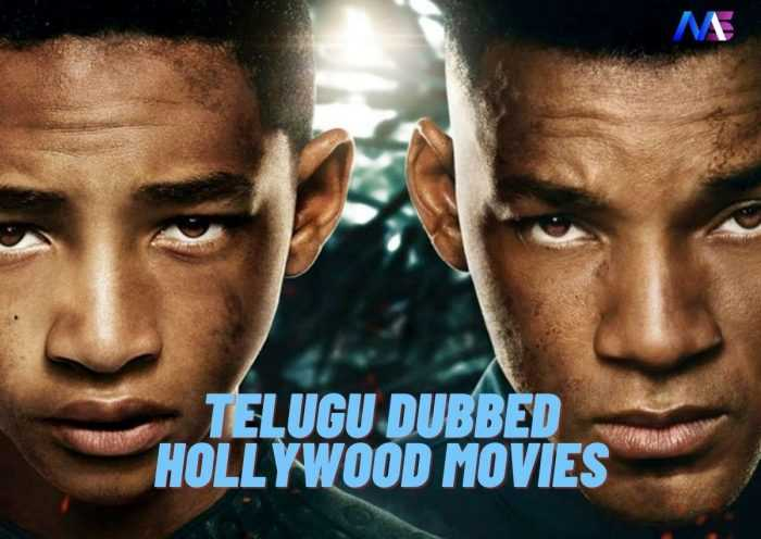 Telugu Dubbed Hollywood Movies