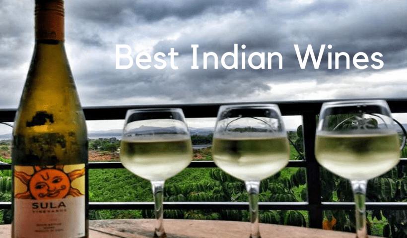 Best Indian wines
