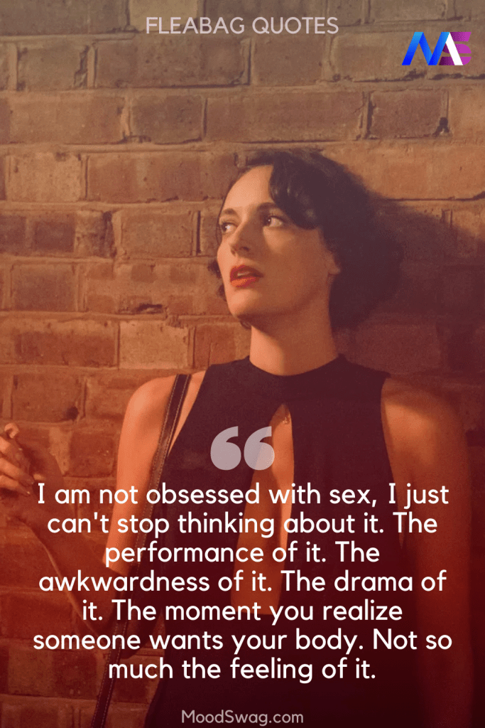 Fleabag Quotes